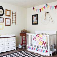 Vintage Circus Nursery Reveal!