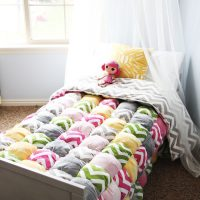 Twin Size+ Puff Quilt Pattern is Here!