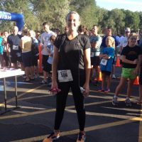 Running a 5k in One Month