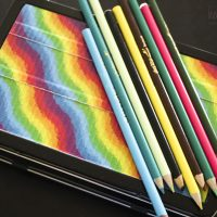 Personalize School Supplies with Duck Tape®