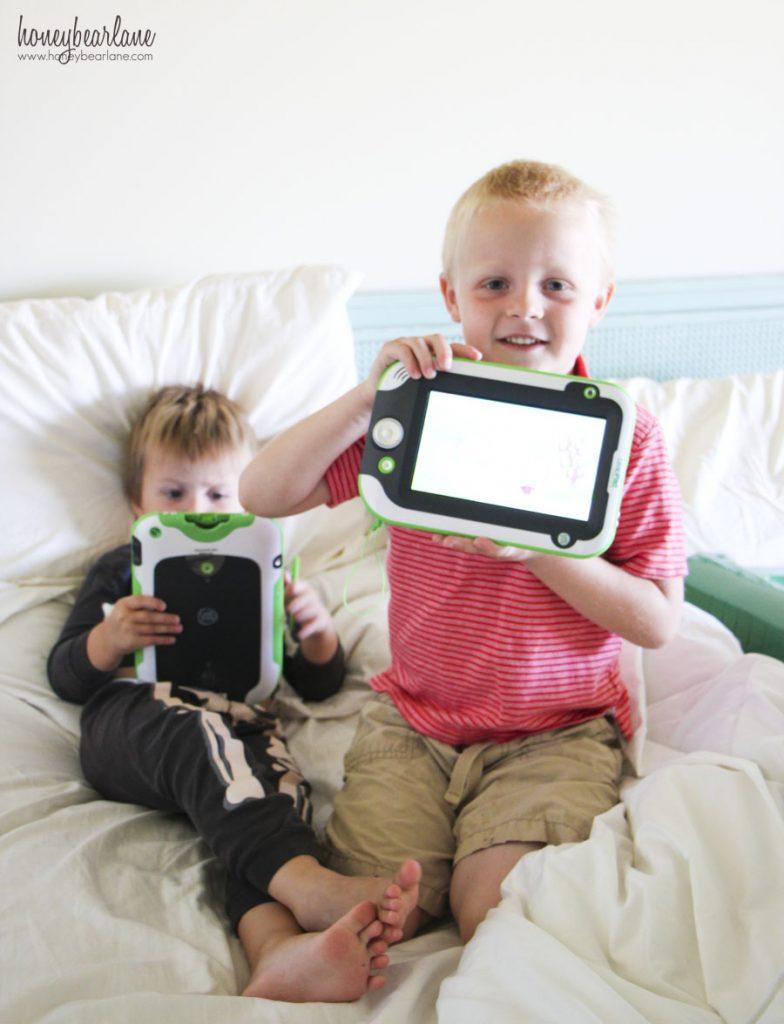 Kids love the Leappad Ultra