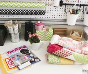 Craft and Sewing Table