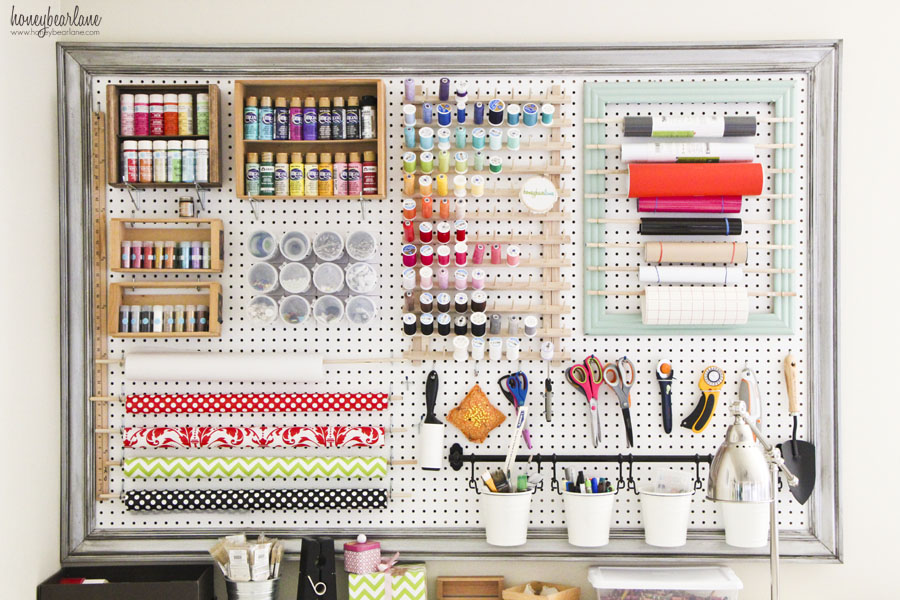Craft Pegboard