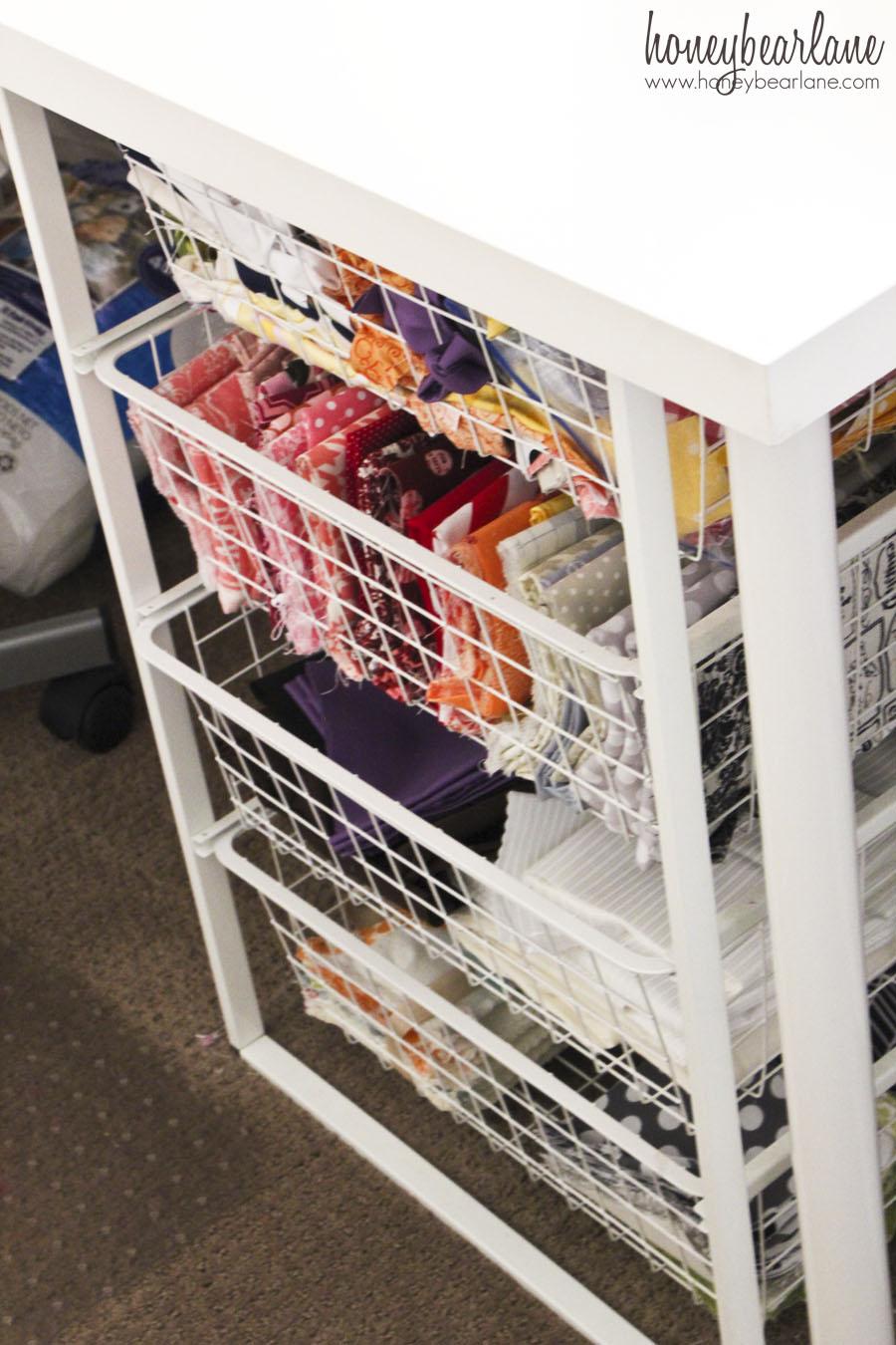 Craft Room Storage Ideas On A Budget