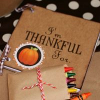 Eight Kids Thanksgiving Craft Ideas