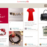 My Holiday Shopping Secret…Luvocracy!