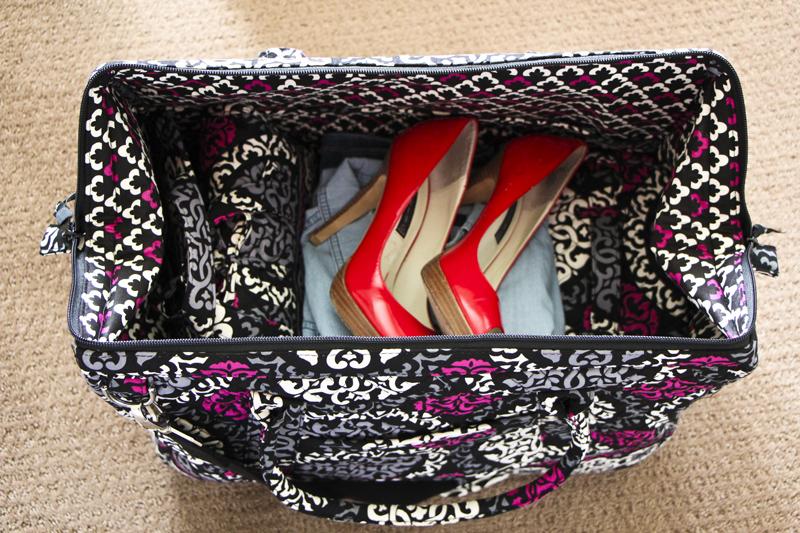 Vera Bradley Large Bag