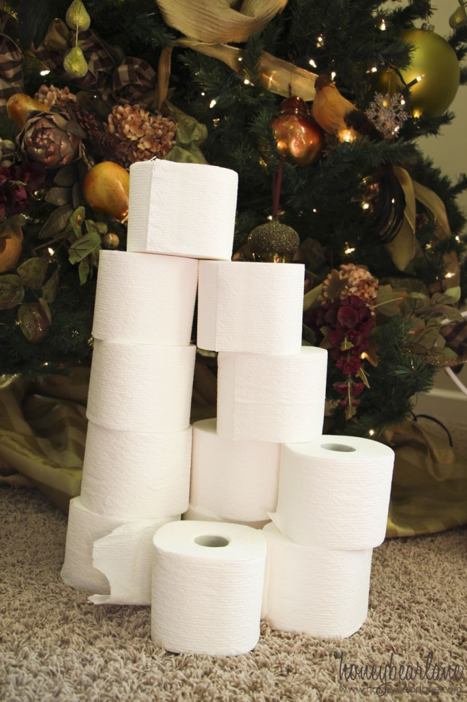 cottonelle stack