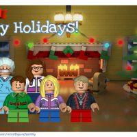 Merry LEGO Christmas!