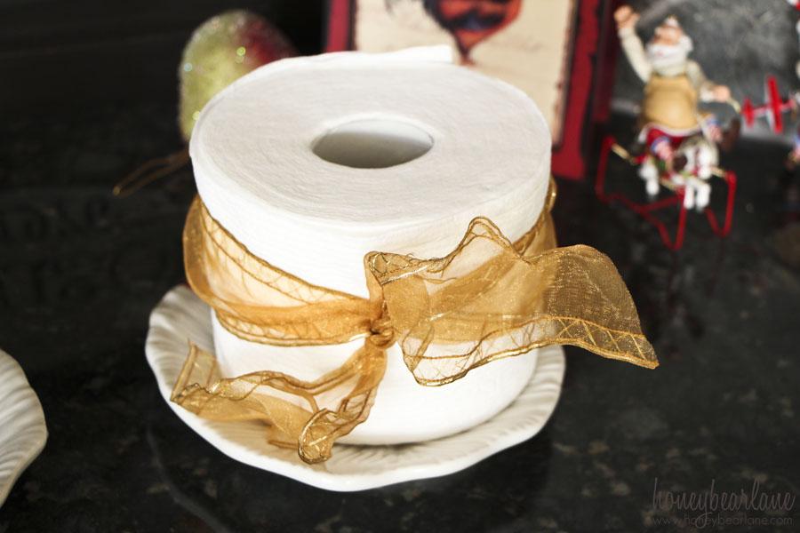 toilet paper gift