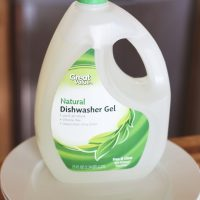 Chemical Free Cleaning:  Great Value Naturals