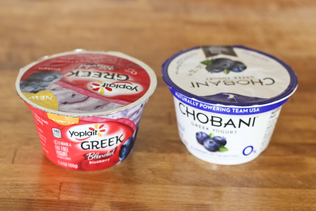 yoplait vs chobani