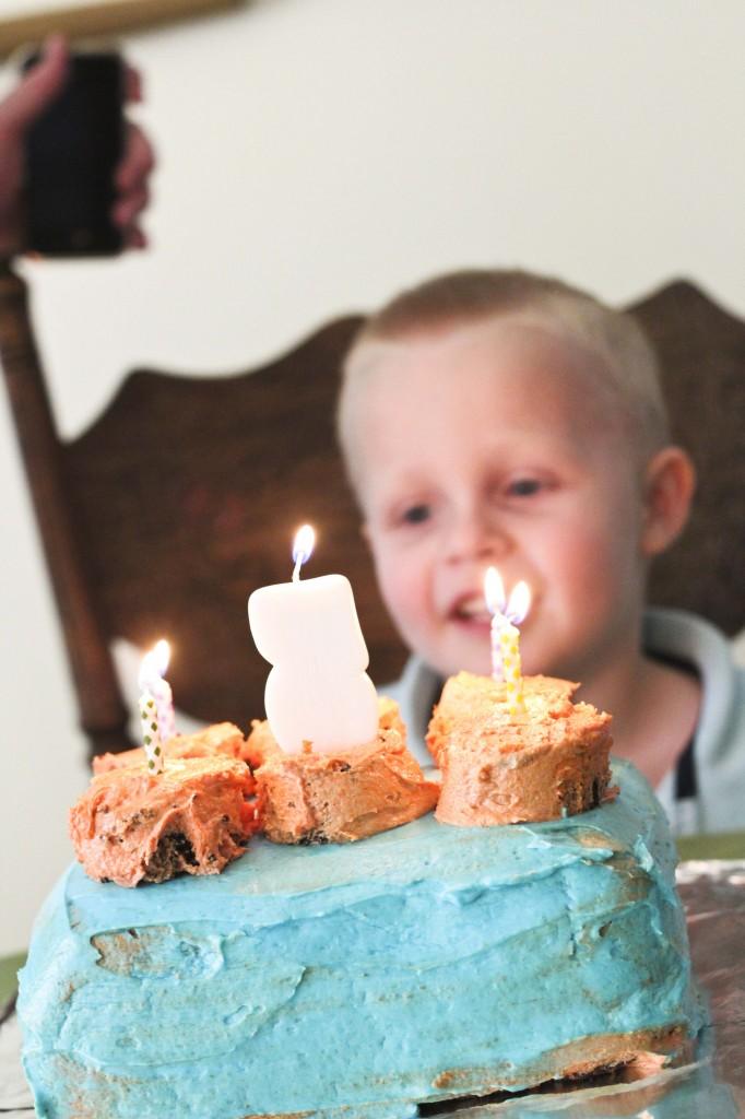 lego cake fail