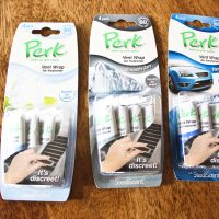 PERK Vent Wraps Air Freshener Giveaway