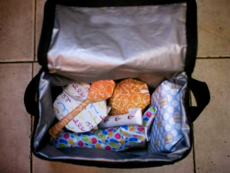 wrap your kids lunch