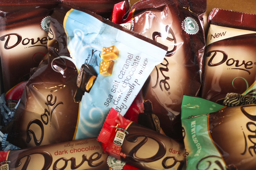 chocolate lovers mothers day gift
