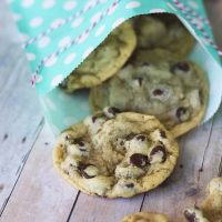 Grandma Libbie's Chocolate Chip Cookie Recipe