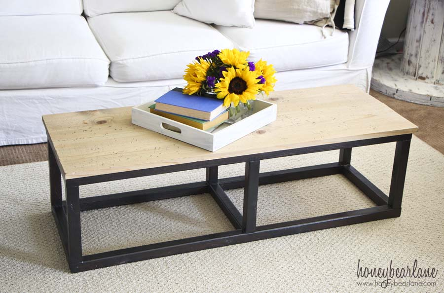 Beau Diy Coffee Table