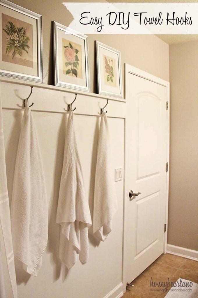 Bathroom Makeover Reveal - Honeybear Lane