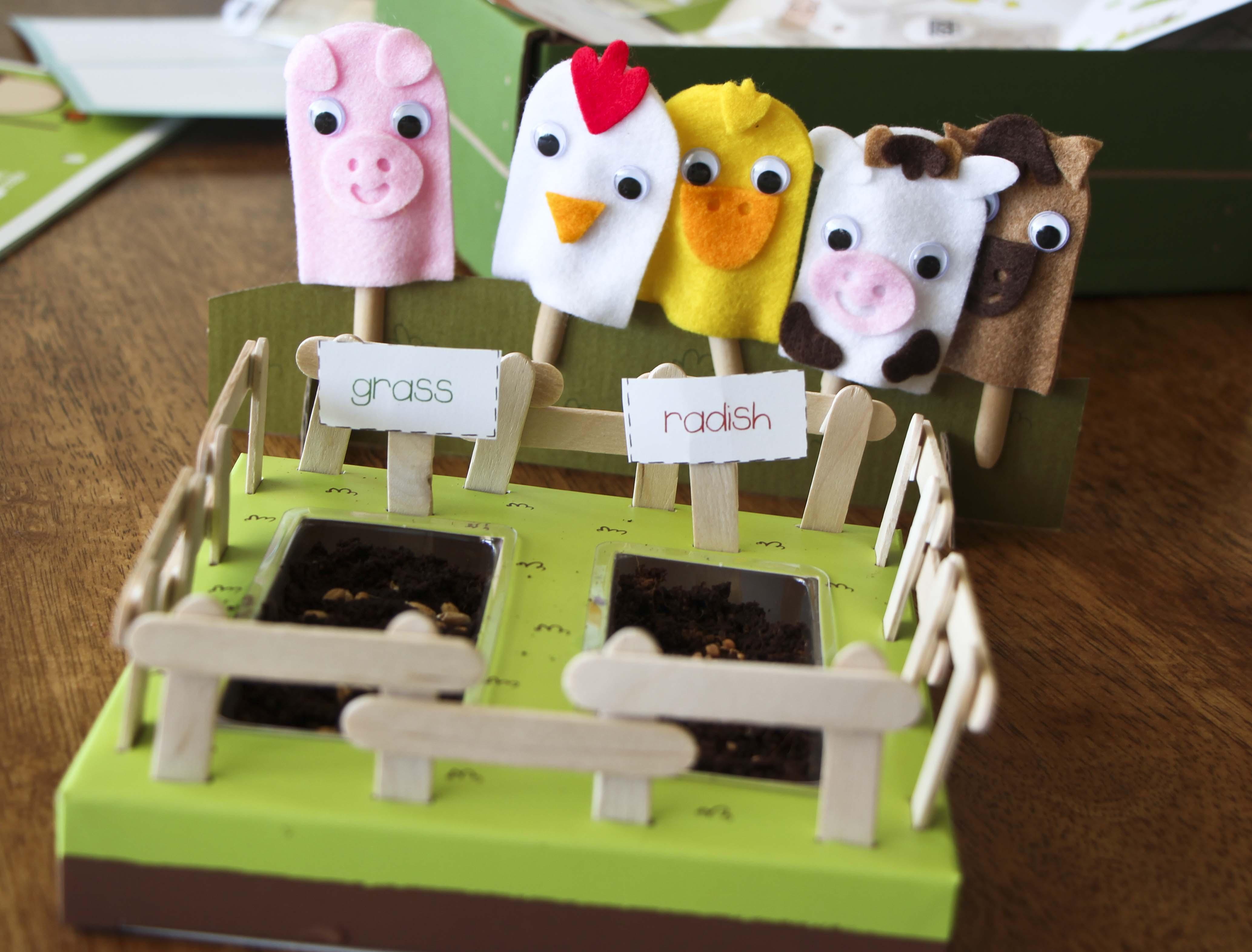 Craft kit for kids - Kids Craft Kits Kiwi Crate Honeybear Lane