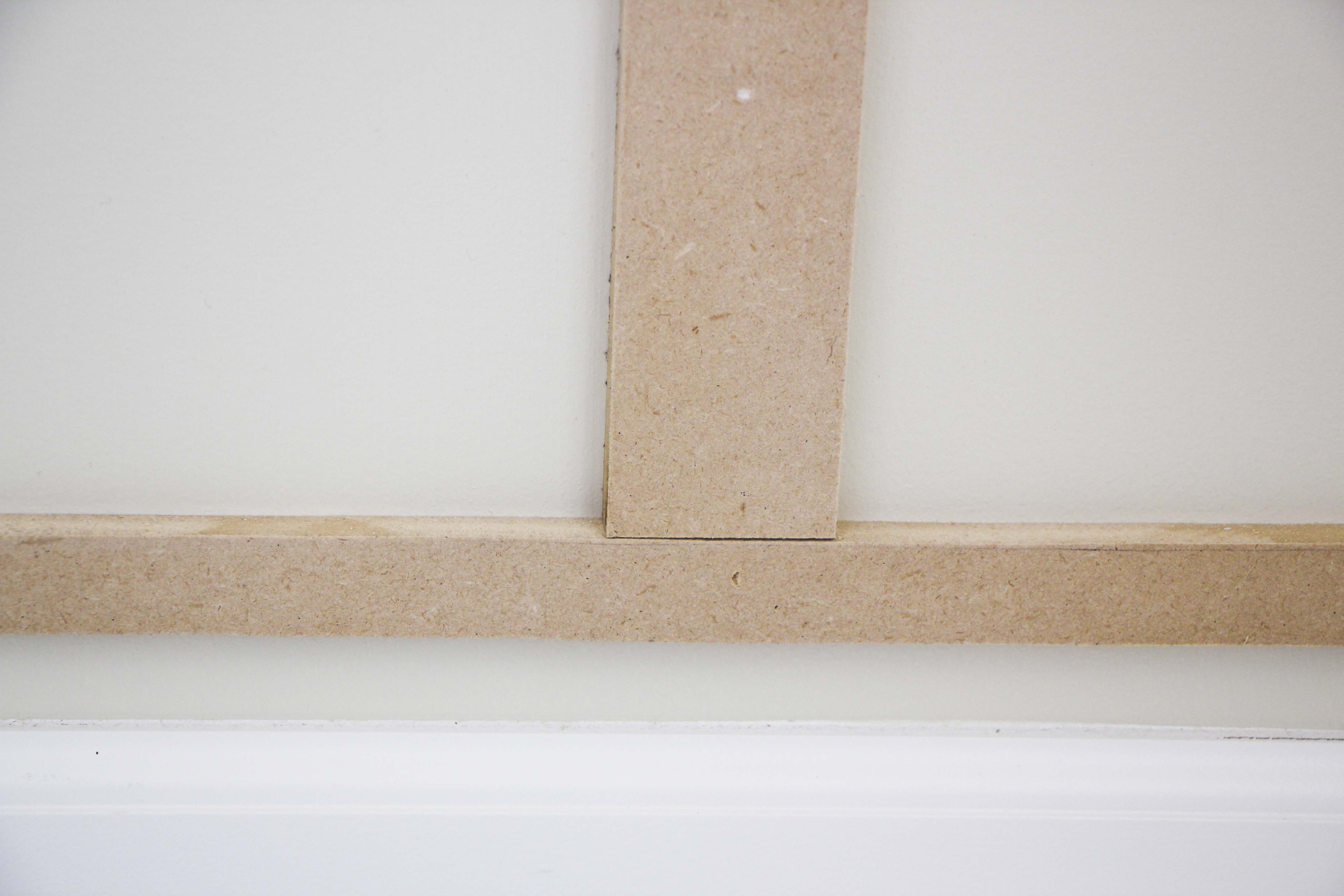 Floor to Ceiling Board and Batten Tutorial - HoneyBear Lane