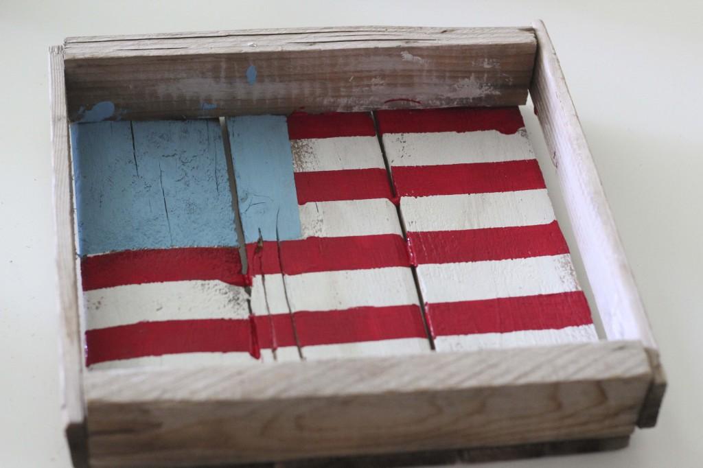 rustic american flag_4