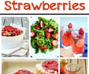 20 Ways to Use Strawberries