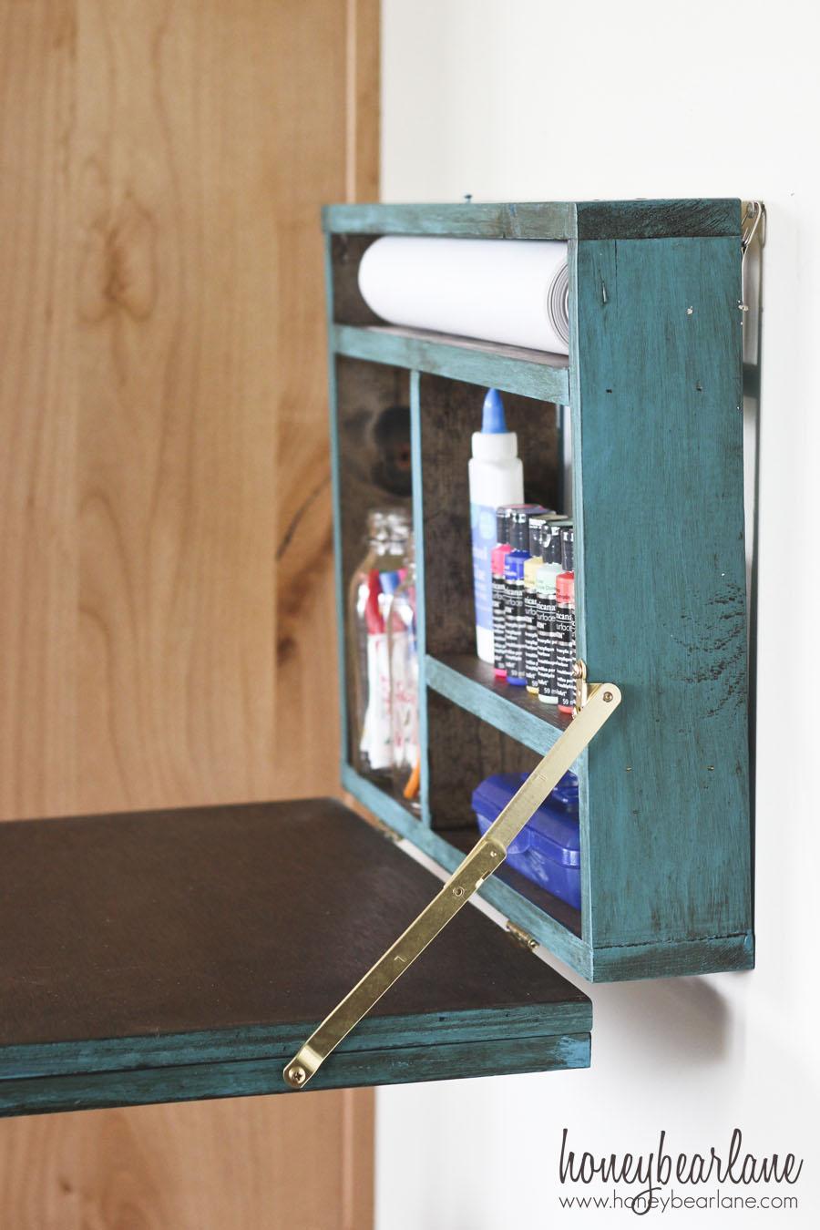 Wood Craft Folding Stool