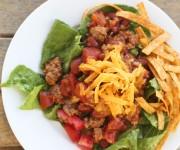 healthy taco salad 1