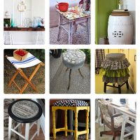 20 Barstool Makeovers