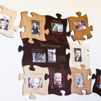 Puzzle Photo Frames Gift & Giveaway!