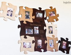 puzzle of life photo frames