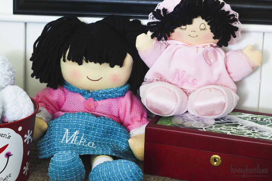 customized dolls