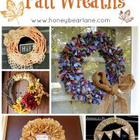 20 Beautiful Fall Wreaths