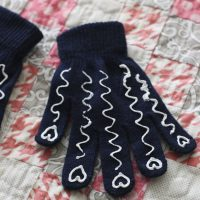DIY Quilting Gloves