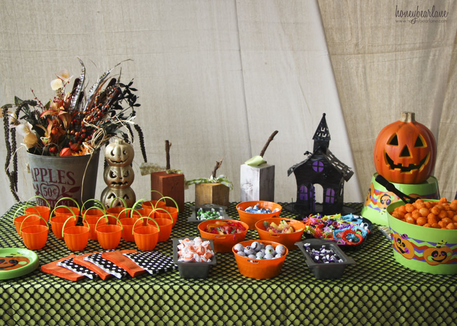 Halloween Theme Party Ideas.Kids Halloween Party Ideas Honeybear Lane
