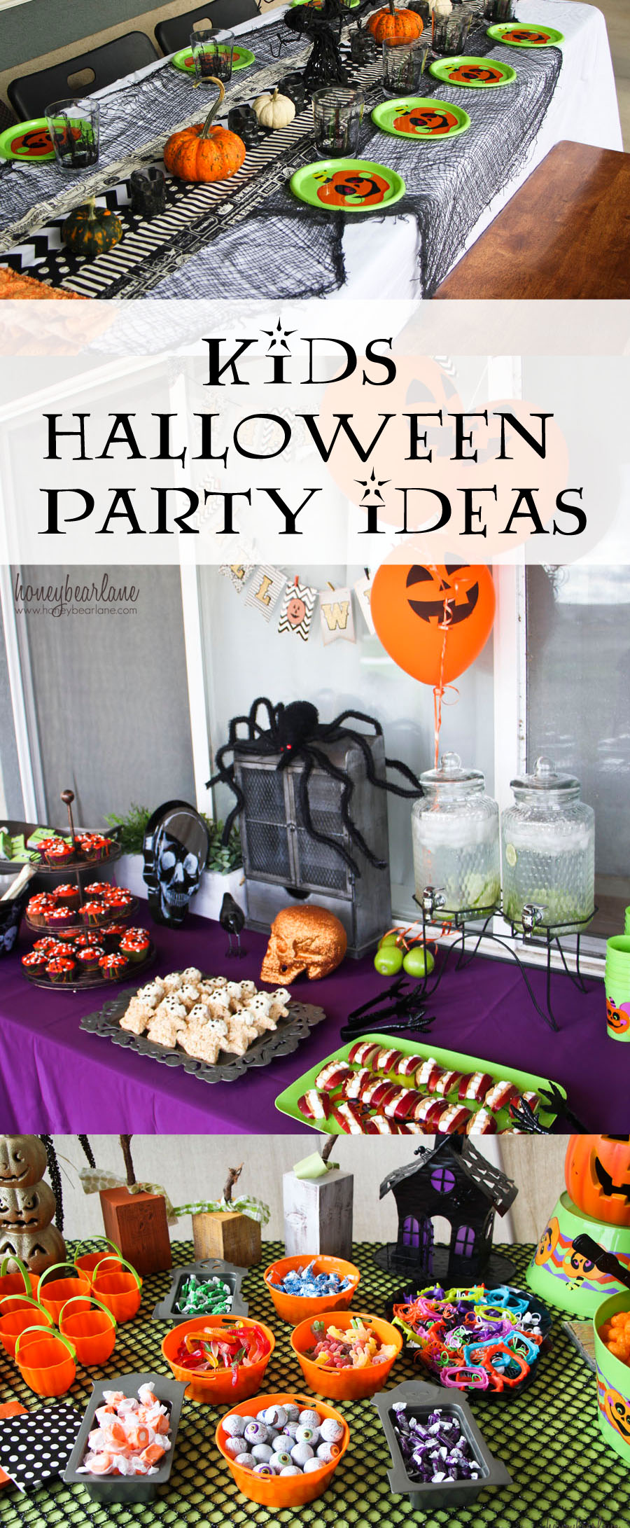 Check out these easy Halloween crafts ideas for kids of all ages. These fun DIY Halloween decorations for kids to make are perfect for upcoming school parties, holiday get-togethers, and more.