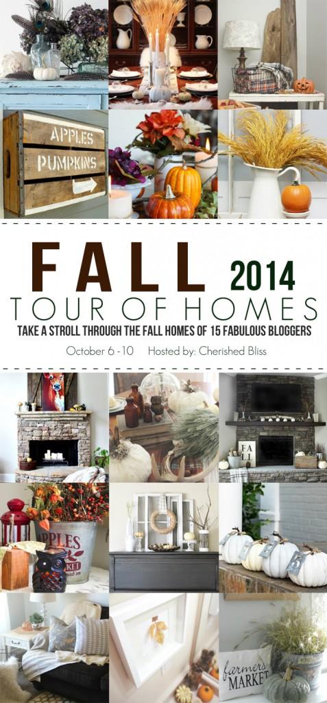 2014 Fall Home Tours