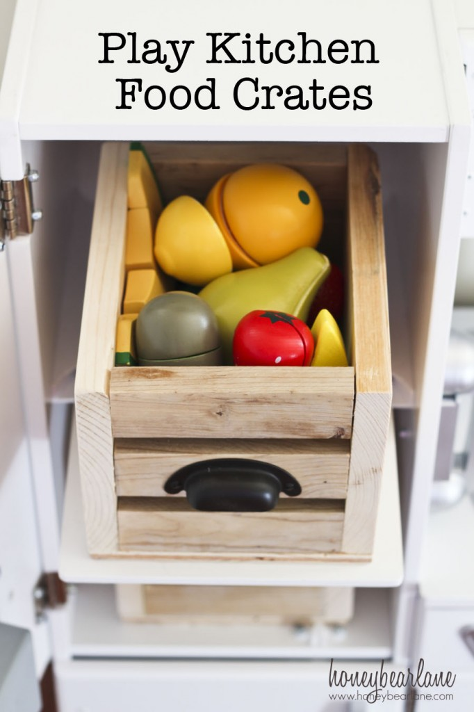 play kitchen food crates