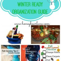 The Ultimate Winter Ready Organization Guide