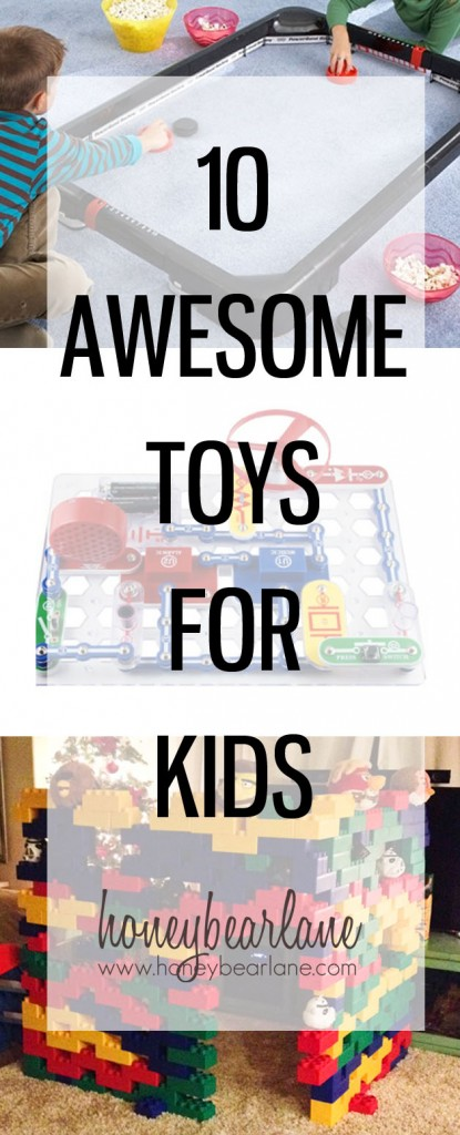 10 Awesome Toys for Kids