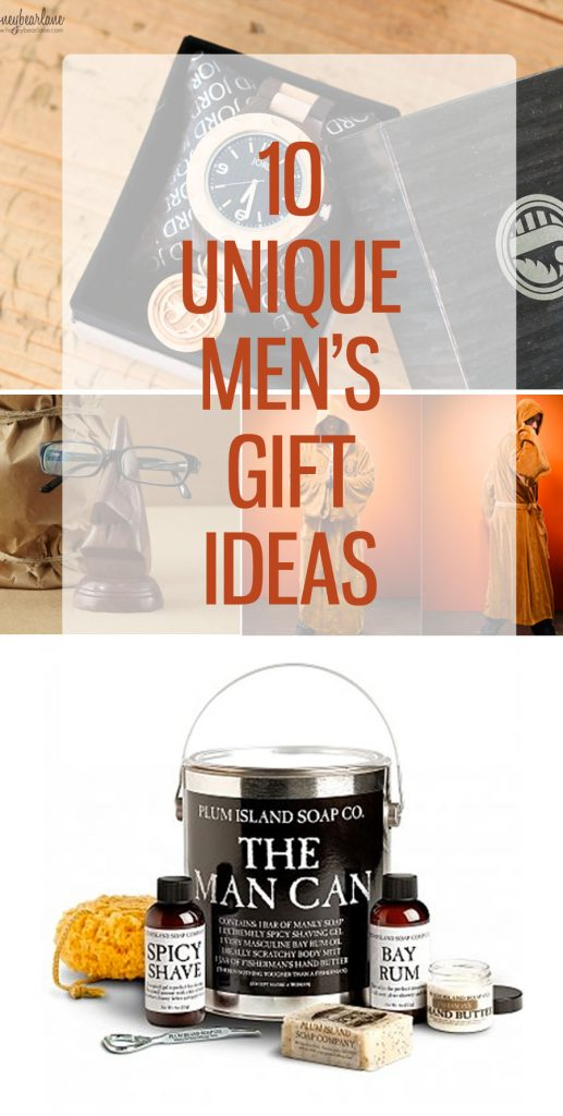 10 unique mens gift ideas honeybear lane - Mens th gift ideas ...