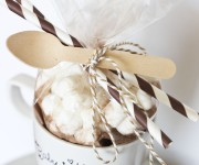 quick hot chocolate gift
