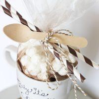 5 Minute Hot Chocolate Gift
