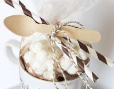 quick hot chocolate gift
