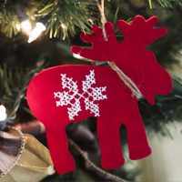 Scandinavian Inspired Ornaments