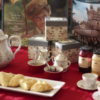 Our Downton Abbey Tea Party