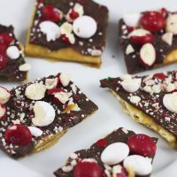 Chocolate Peppermint Crack Recipe