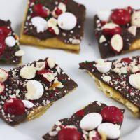Chocolate Peppermint Crack Recipe