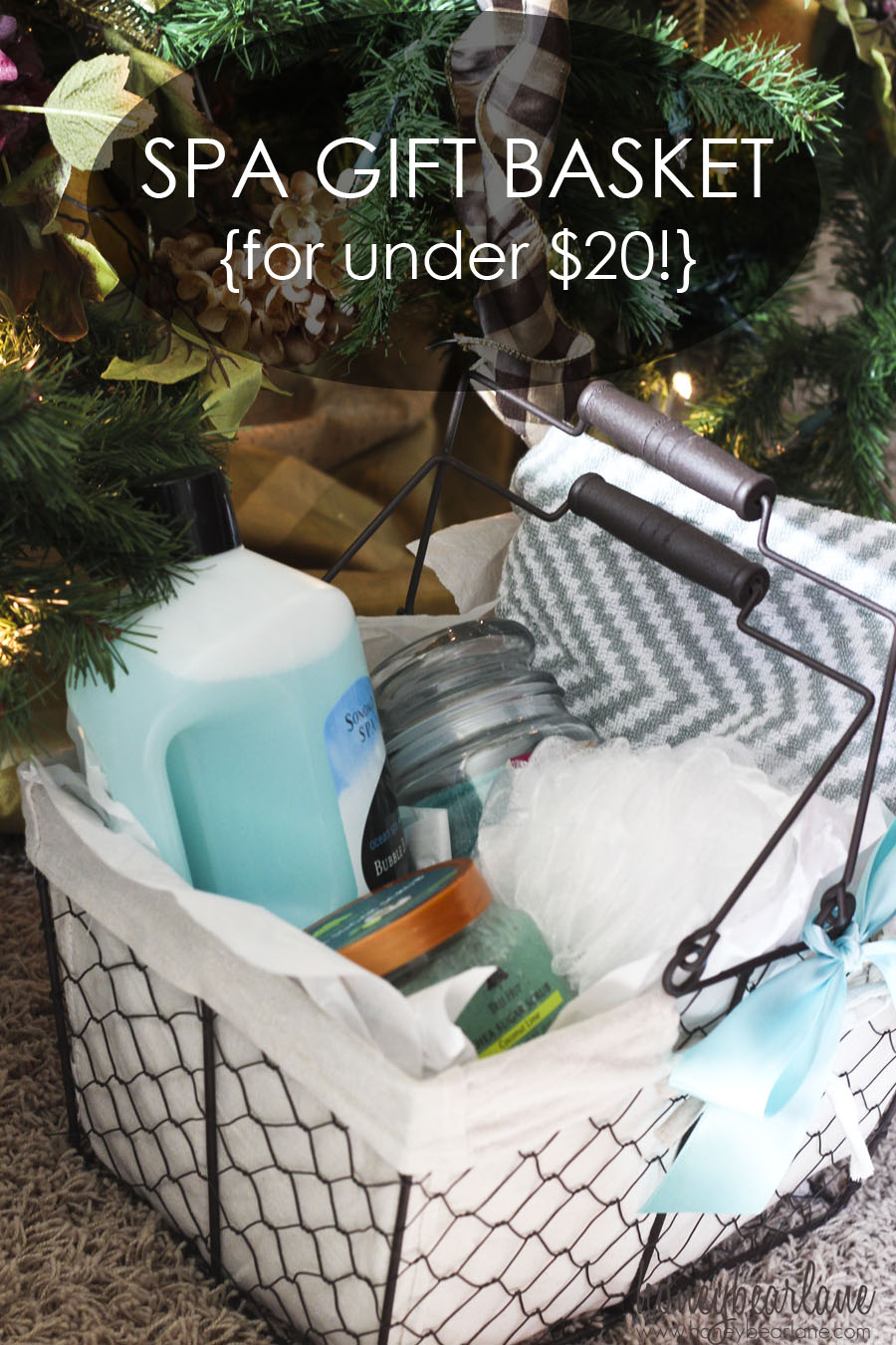 Gift Idea for Under $20 - Honeybear Lane